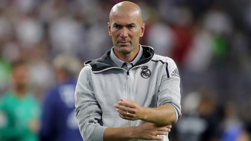 Zinedine Zidane habló sobre James, la lesión de Asensio y la posible llegada de Pogba (VIDEOS)