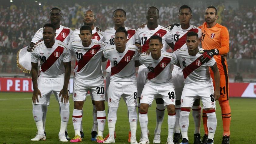 Selección Peruana: Gareca trabajó con el posible once ante Suecia