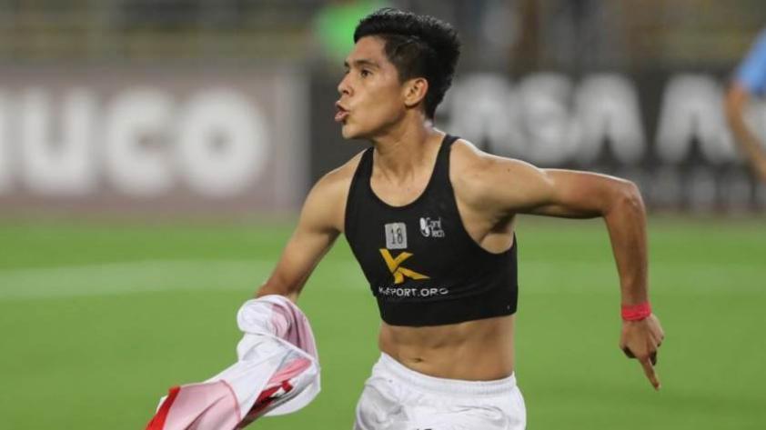 Perú vs Uruguay: mira el gol de la victoria de Mathías Llontop en el último minuto del partido (video)
