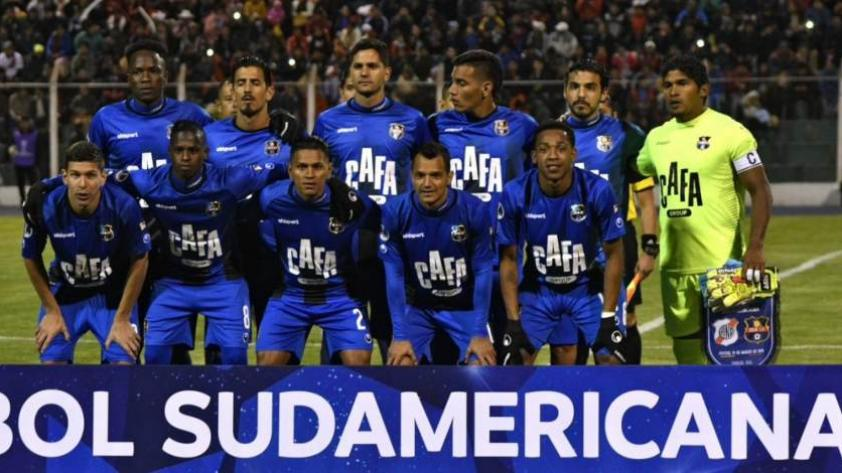 Zulia FC presenta inconvenientes para el partido contra Sporting Cristal en Lima por la Copa Sudamericana