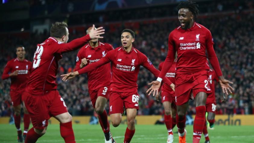 El equipo de las proezas: Liverpool logró una épica remontada al vencer 4 a 0 al Barcelona y clasificó a la final de la Champions League