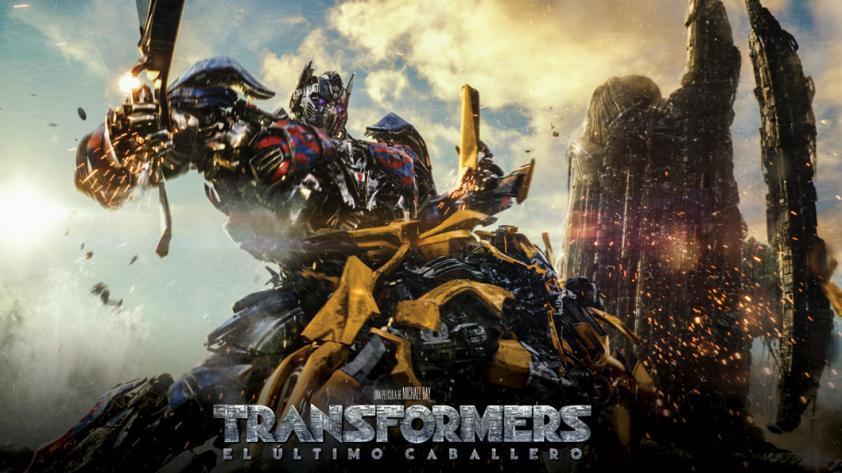 ¿Quieres asistir al preestreno de Transformers: El último caballero? Entérate cómo y participa