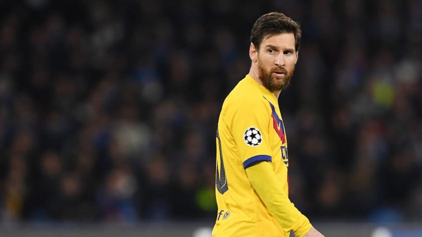 """Diego Maradona: """"Messi puede jugar tranquilamente en Barcelona pero no va a poder hacer lo que hice yo"""""""