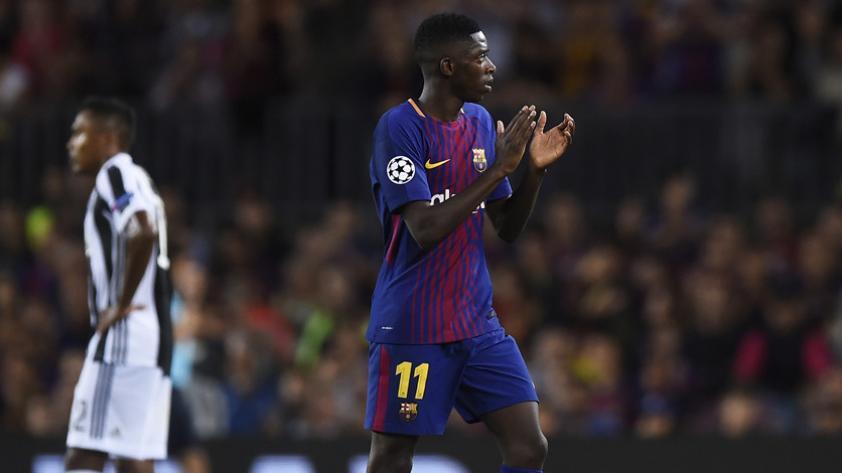 ¿Ousmane Dembele podría reaparecer en el clásico ante el Real Madrid?