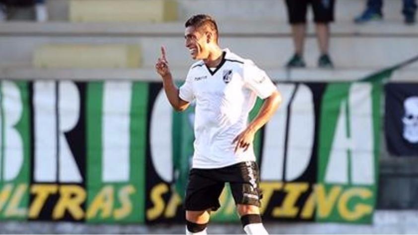 (VIDEO) ¡Gol de Paolo Hurtado con Vitoria Guimaraes en la primera fecha de la Liga portuguesa!