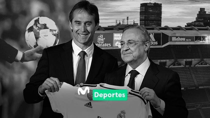 A un año del fichaje de Julen Lopetegui al Real Madrid, el presagio de una temporada para el olvido