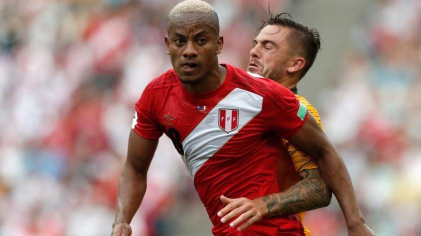 André Carrillo se manifestó sobre la posibilidad de llegar al fútbol de Arabia Saudita