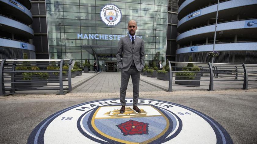 Guardiola y su plan luego de la purga en el Manchester City