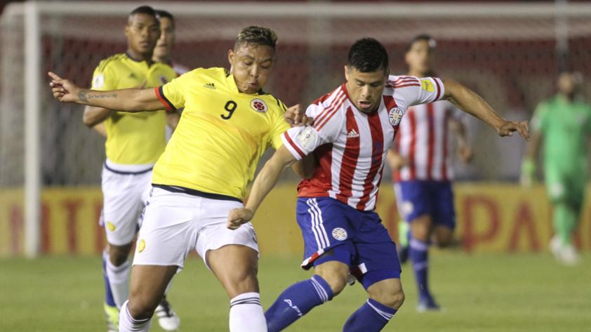 Paraguay anunció lista de convocados para enfrentar a Colombia y Venezuela