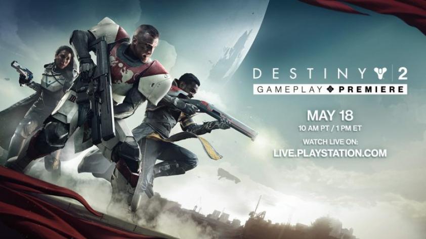 Destiny 2: Gameplay será revelado hoy