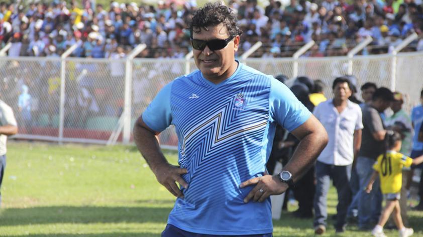 Miguel Miranda fue cesado como DT de Alianza Atlético