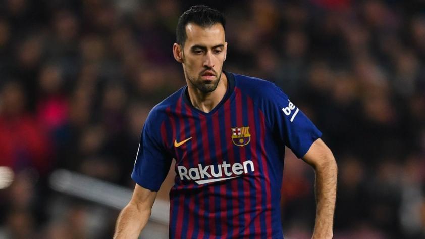 Champions League: Sergio Busquets no olvida la última eliminación del Barcelona ante la Roma