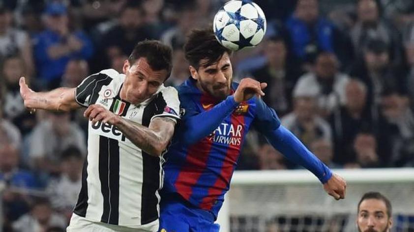 El Barza irá  por otro milagro ante la Juve en el Camp Nou