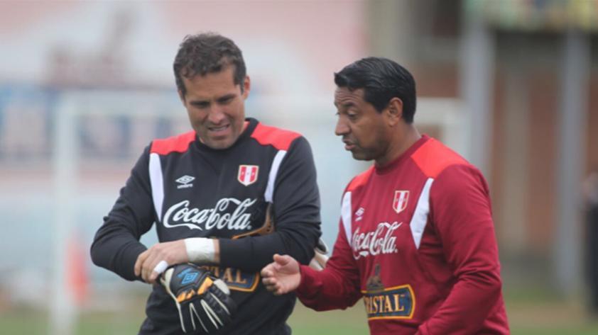 Leao Butrón quedó fuera de la selección peruana por lesión