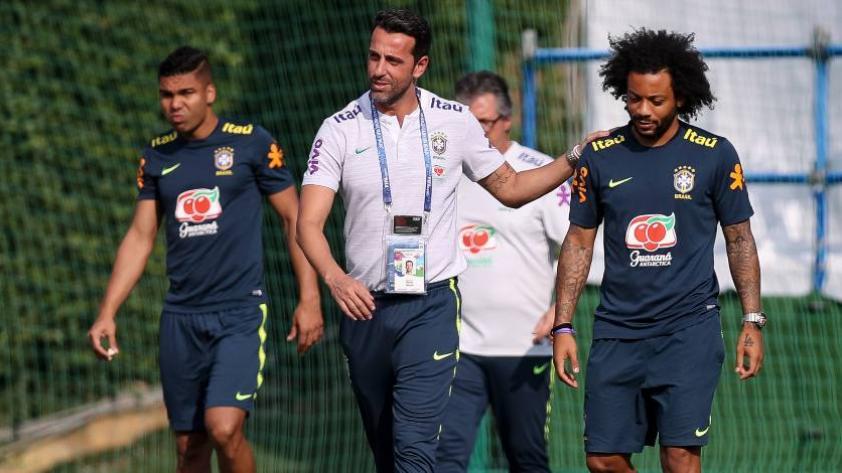 Marcelo no jugará ante la selección mexicana