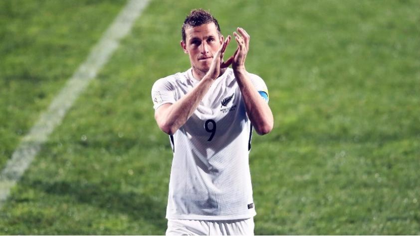 (INFOGRAFÍA) Los números de Chris Wood previo al partido entre Perú y Nueva Zelanda