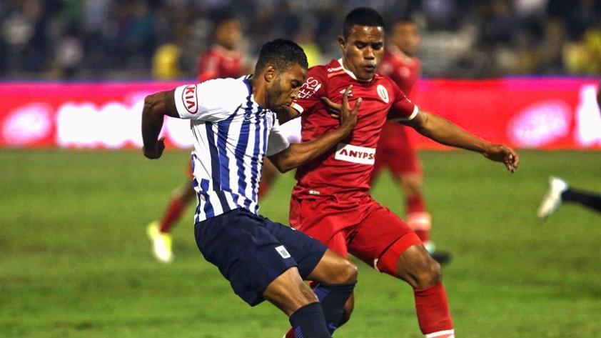 Alianza Lima derrotó 1-0 a Universitario de Deportes por la fecha 2 del Torneo Clausura