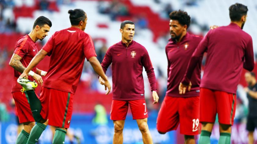 Portugal sin Cristiano Ronaldo por el tercer puesto