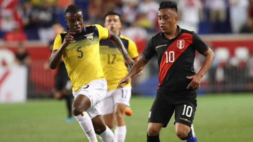 A mejorar: Perú cayó 1-0 ante Ecuador en amistoso internacional disputado en New Jersey