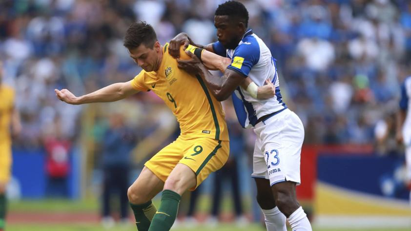 Repechaje mundialista: Honduras igualó sin goles ante Australia en el partido de ida