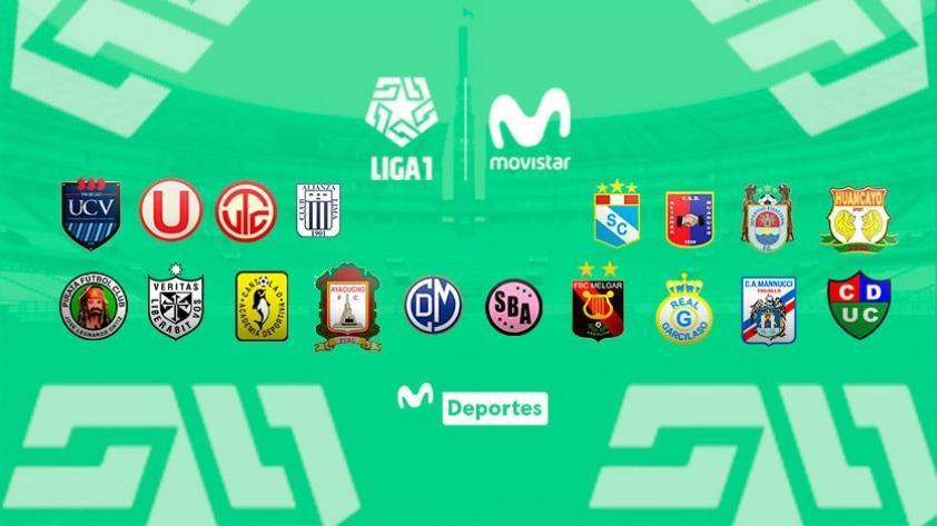 Liga 1 Movistar: así se mueve la tabla a falta de un partido para cerrar la jornada 16 del Torneo Clausura
