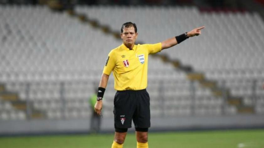 Sporting Cristal vs. Alianza Lima: ¿Qué dijo Víctor Hugo Carrillo como nuevo árbitro del encuentro?