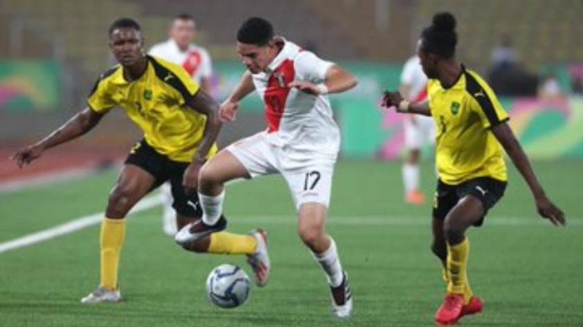 Perú cayó por 2-0 ante Jamaica en Lima 2019
