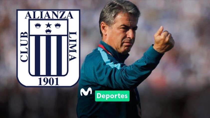 ¡Alianza Lima oficializó el regreso de Pablo Bengoechea!