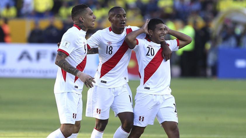 Perú a un punto de igualar su histórica marca en Clasificatorias