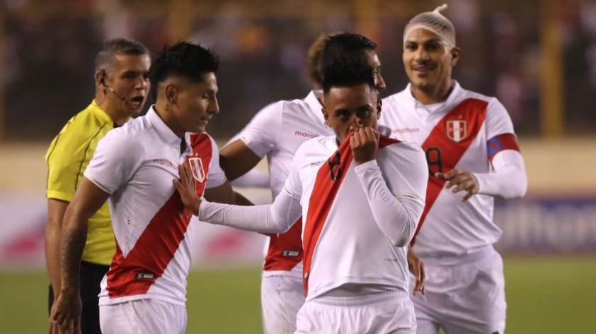 Con golazo de Cueva: Perú ganó por 1-0 a Costa Rica en amistoso internacional