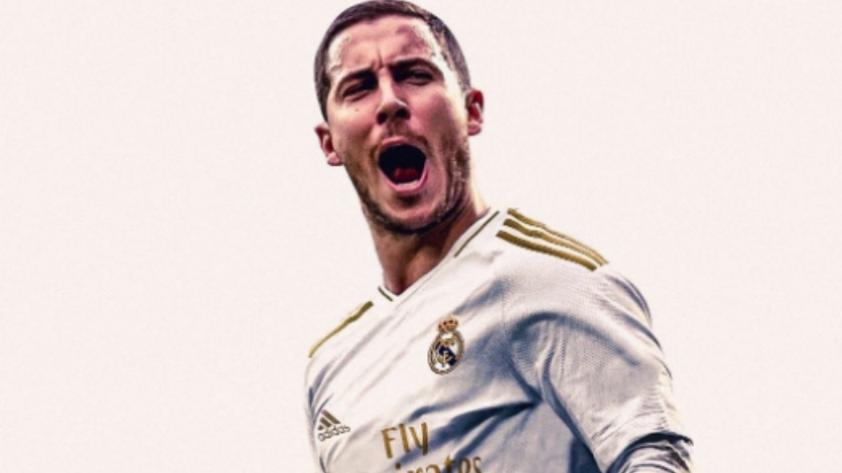 OFICIAL: Real Madrid anunció a Eden Hazard como fichaje estrella (VIDEO)