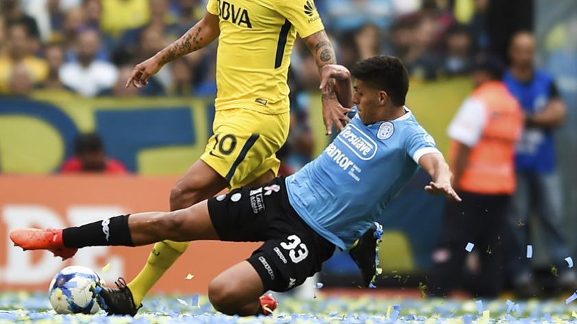 Hansell Riojas hizo un análisis sobre su temporada en el fútbol argentino
