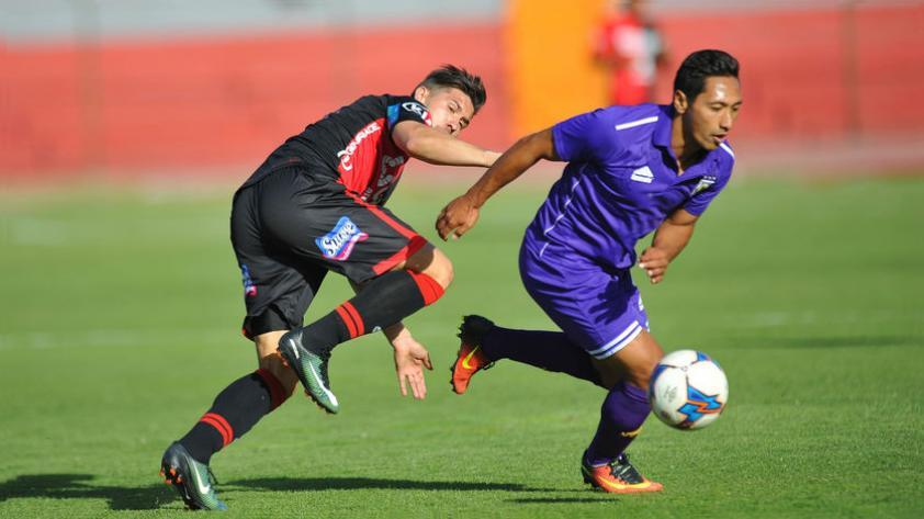 Comerciantes Unidos y Melgar empataron 1-1 al cierre de la fecha 12 del Clausura