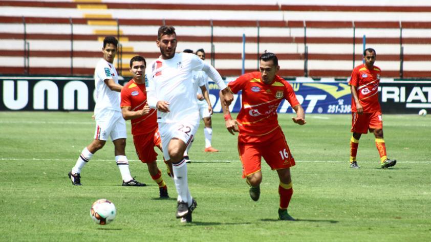 Sport Huancayo empató sin goles con San Martín en el Callao