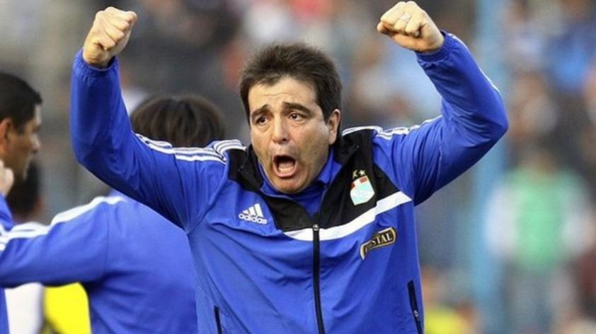 ¡OFICIAL! Claudio Vivas es nuevo técnico de Sporting Cristal