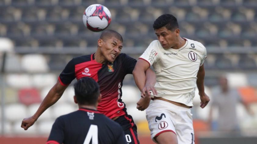 Universitario empata 1-1 con Melgar en el Monumental