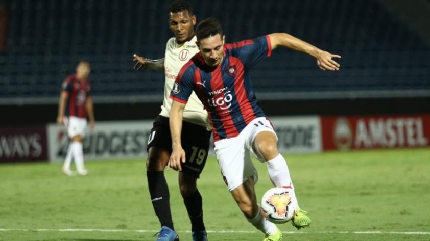 Dejaron todo en la cancha: Universitario cayó 1-0 ante Cerro Porteño y quedó eliminado de la Copa Libertadores