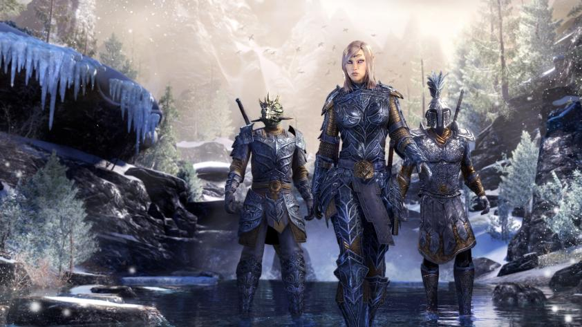 The Elder Scrolls Online estará gratis este fin de semana