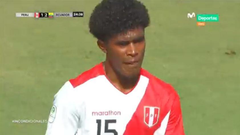 ¡Grítenlo, Incondicionales!: revive el gol de Oslimg Mora por el Sudamericano Sub 20 (VIDEO)