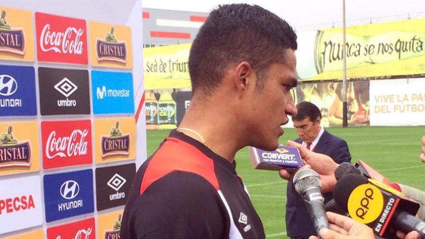 """Anderson Santamaría: """"No podemos confiarnos. Hay que respetar al rival"""""""