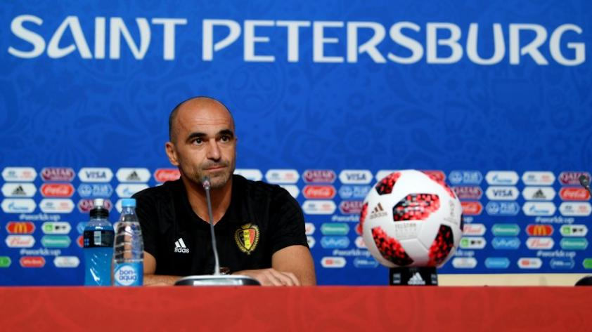 """Roberto Martínez: """"Es el partido perfecto para estar concentrados, no nos conformamos con la semifinal"""""""