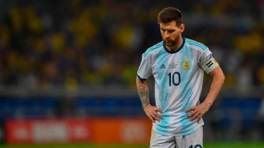 AFA presentará apelación por sanción a Lionel Messi