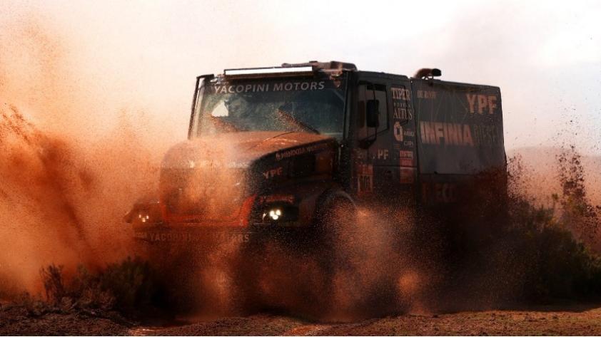 Dakar 2018: la fase más decisiva por las dunas y ríos secos de Argentina