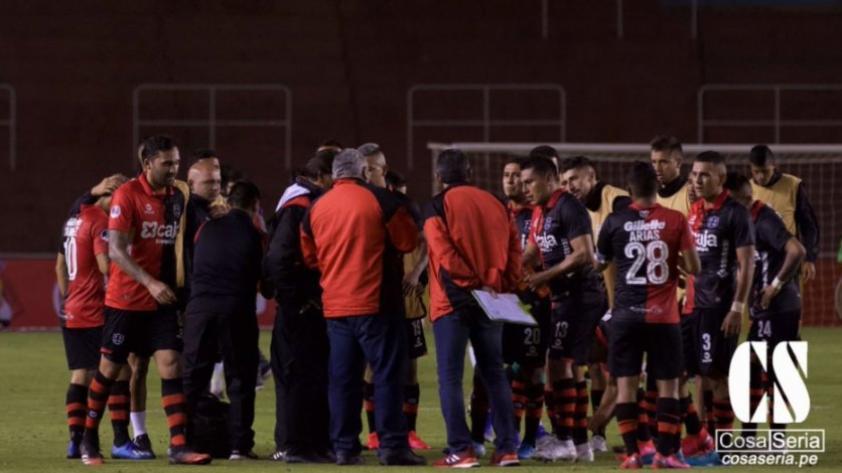Melgar pasó a la siguiente ronda de la Copa Sudamericana tras vencer por penales (4-3) a Nacional de Potosí