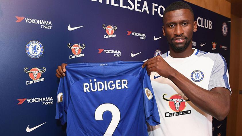 ¿Por qué un grande como el Chelsea se fijó en Antonio Rüdiger?