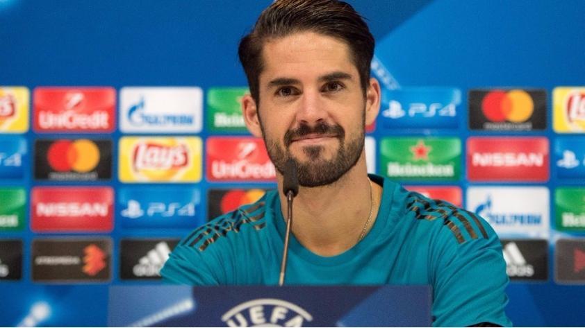 Real Madrid: Isco y una reflexión de crack previo al partido con Tottenham por la Champions