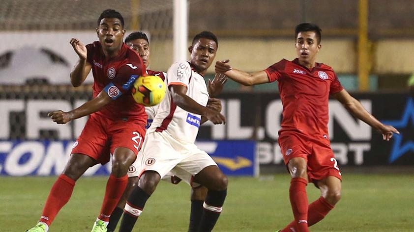 Universitario de Deportes empató de local 2-2 con Juan Aurich