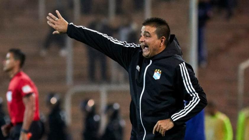 Alianza Lima vs Sporting Cristal: Claudio Vivas analizó la previa del partido
