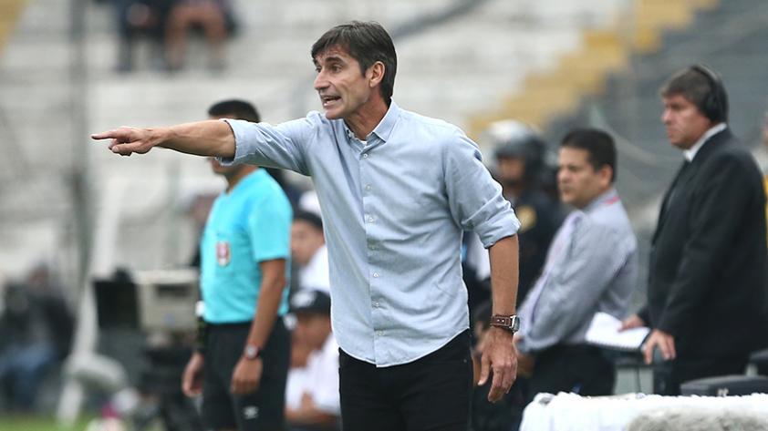"""Oscar Ibáñez: """"No queremos complicarnos con el acumulado"""""""