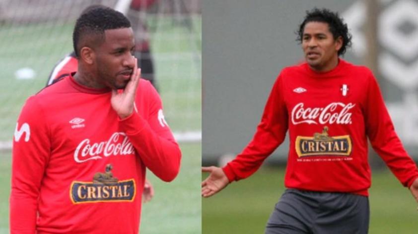 """Santiago Acasiete sobre bromas de Jefferson Farfán: """"Se la devolvía en la cancha"""""""